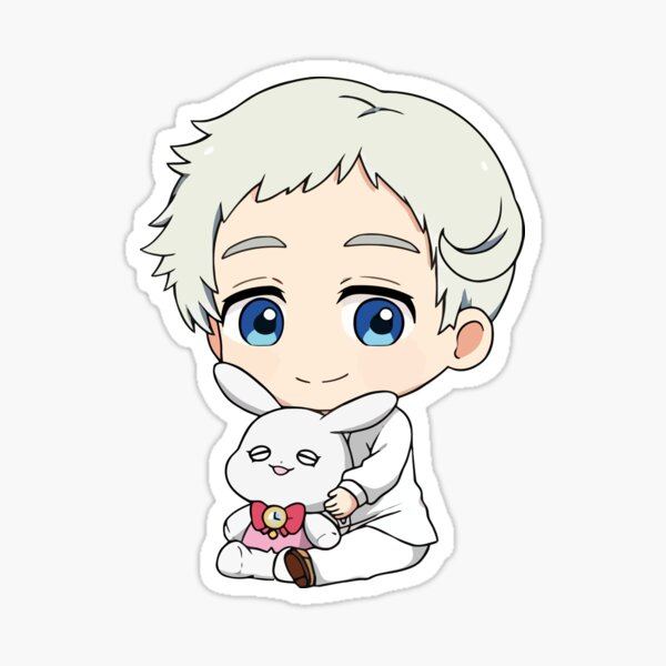 The Promised Neverland- Norman Sticker