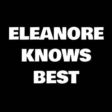 Eleanore Knows Best by DogBoo