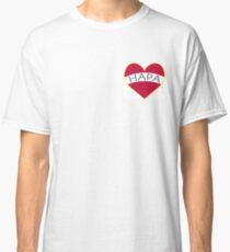 Hapa at Heart Classic T-Shirt