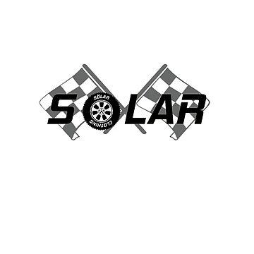 SÖLAR RACING by SOLARxCLOTHING