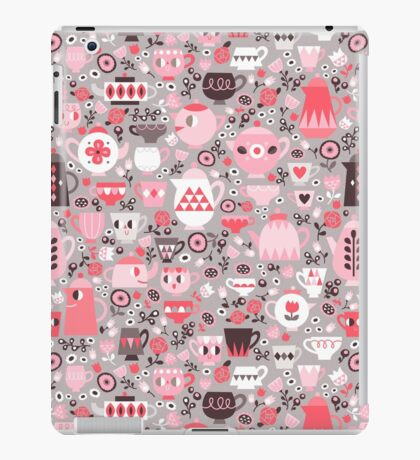 Love Coffee and Tea iPad Case/Skin