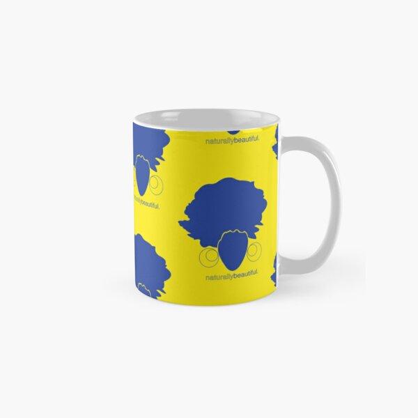 Blue Naturally Beautiful Classic Mug
