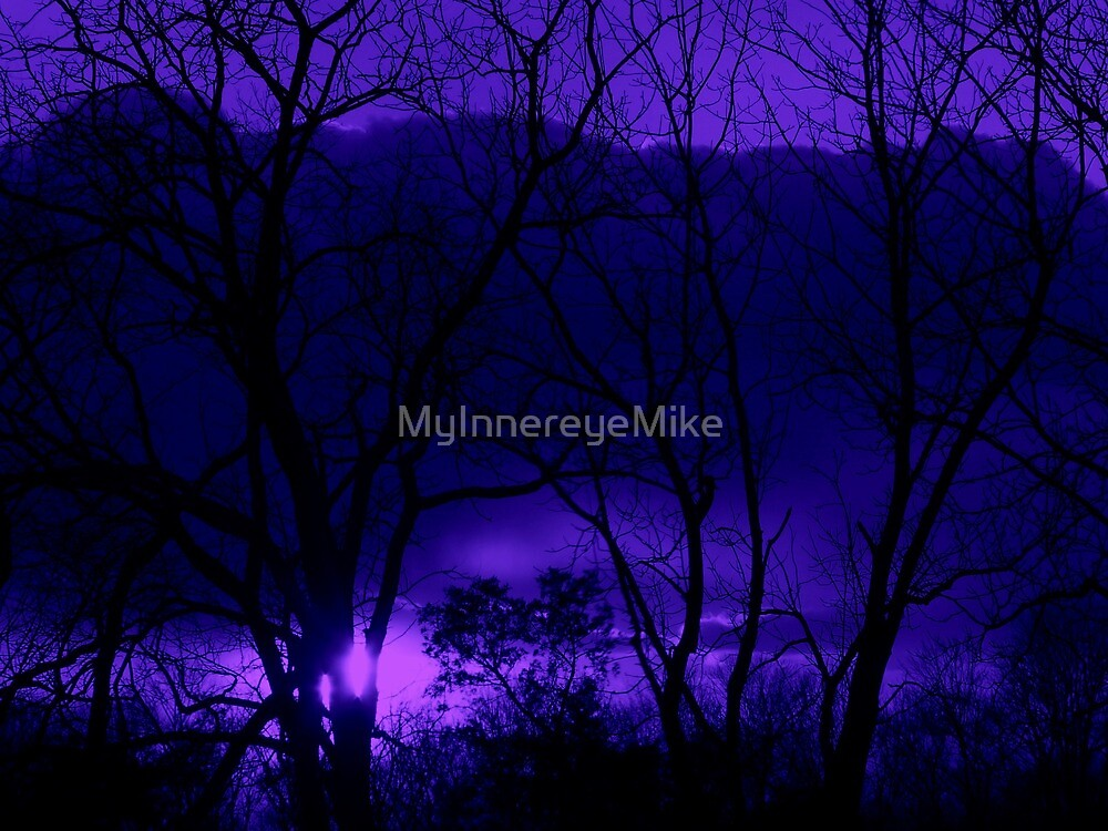 #41    Blue Condition by MyInnereyeMike