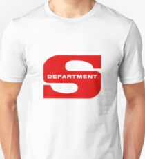 Department S (Large Solid) Unisex T-Shirt