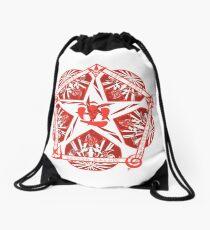 Fighting-Type Drawstring Bag