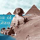 Sea of Giza by EyeMagined