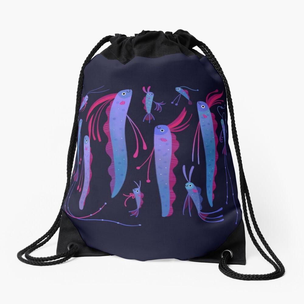 Oarfish Drawstring Bag