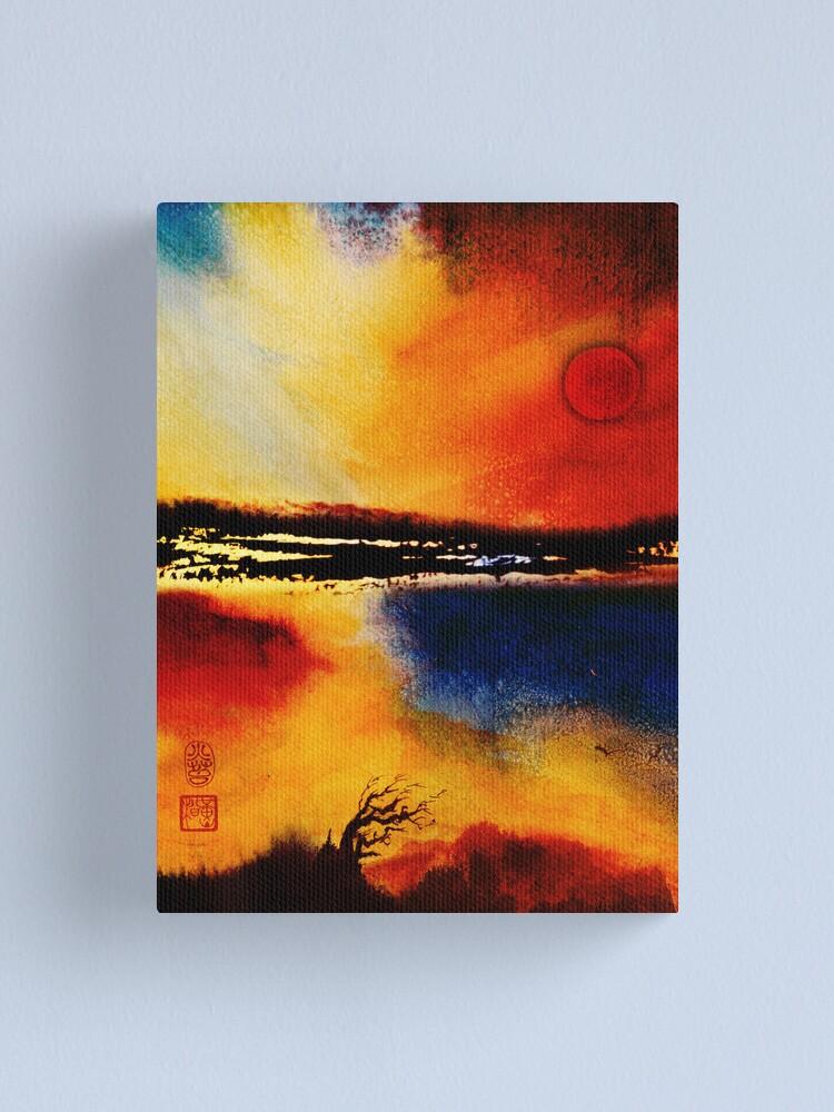 Alternate view of Wildness Canvas Print