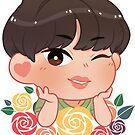 BTS-Blume - Jin von DreamyCafe