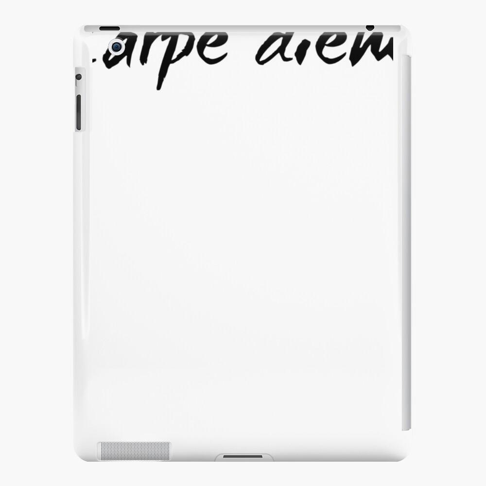 Nutze den Tag. iPad-Hüllen & Klebefolien