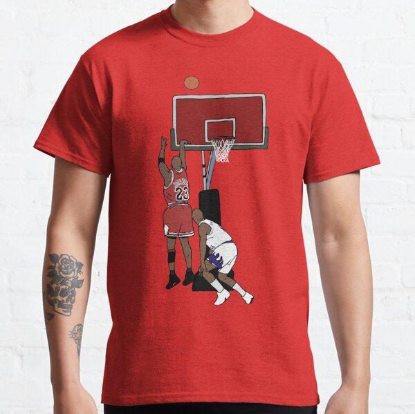 "Michael Jordan ""The Last Shot"" Classic T-Shirt"