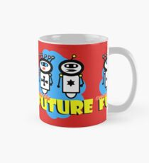 create the future-robot Tasse