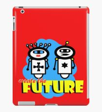 create the future-robot iPad-Hülle & Klebefolie