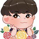 BTS-Blume - Suga von DreamyCafe
