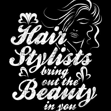 A barber brings out the beauty in you by IchliebeT-Shirt