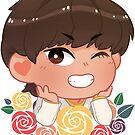 BTS-Blume - V von DreamyCafe