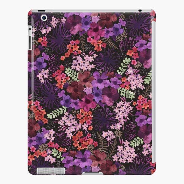 Les Petites Fleurs – Dark iPad Snap Case
