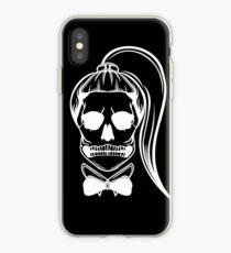 Skeleton Gaga iPhone Case