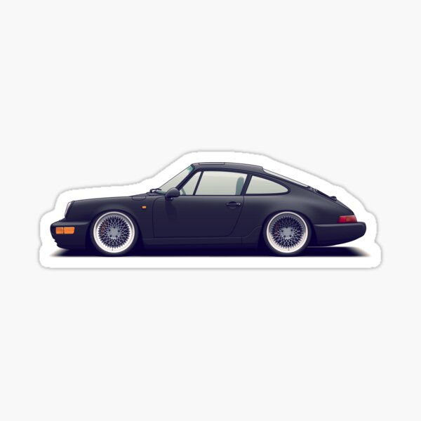Porsche 964 Sticker