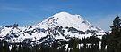 Chinook Pass View by Tori Snow