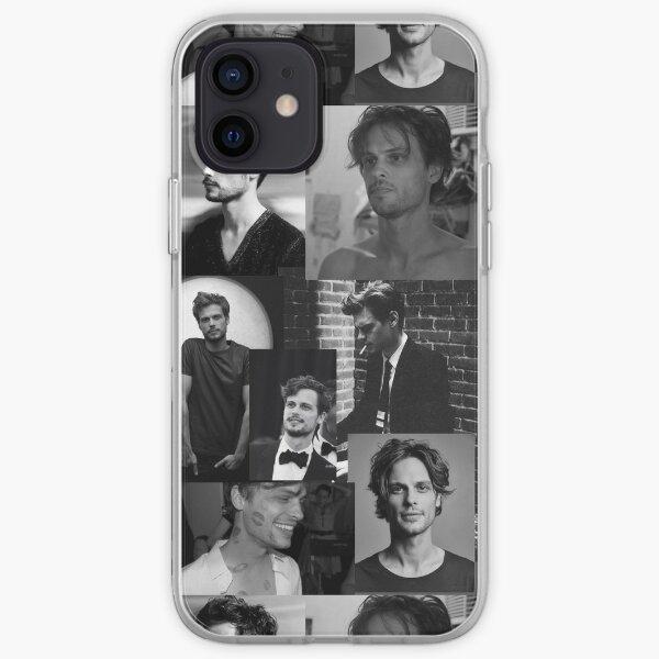 Matthew Gray Gubler iPhone Soft Case