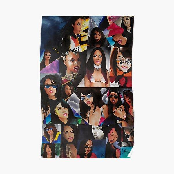 Aaliyah: Music Legend  Poster