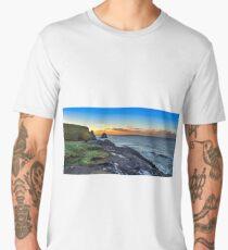 Ceibwr Sunset Men's Premium T-Shirt
