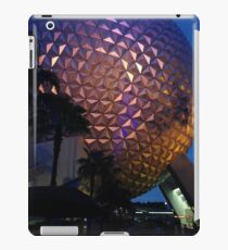 Epcot  iPad Case/Skin
