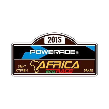 Africa Eco Race - 2015 badge by MichailoAvilov