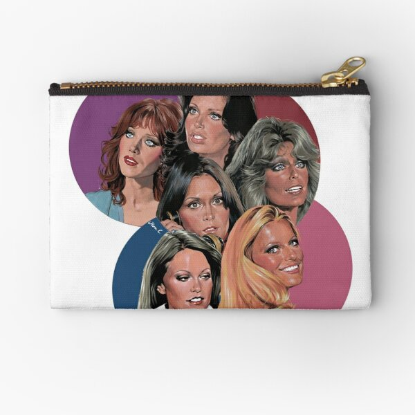 once upon a time Zipper Pouch