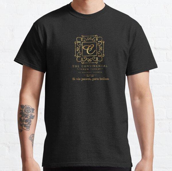 The Continental - Si vis pacem, para bellum T-shirt classique