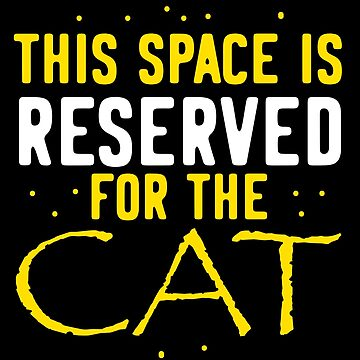 This space is reserved for the CAT by jazzydevil