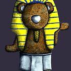 Egyptian Bear by Threadbearink