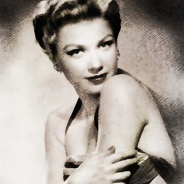 Anne Baxter, Hollywood Legend by SerpentFilms
