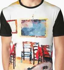 Hotel Sgroi's dining room Graphic T-Shirt