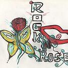 True Rock N Rose  by Michelle Scott