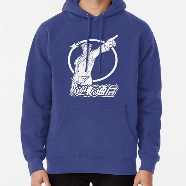 Ace Attorney Pullover Hoodie