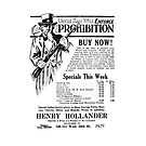 Uncle Sam's Prohibition advert. by timothybeighton