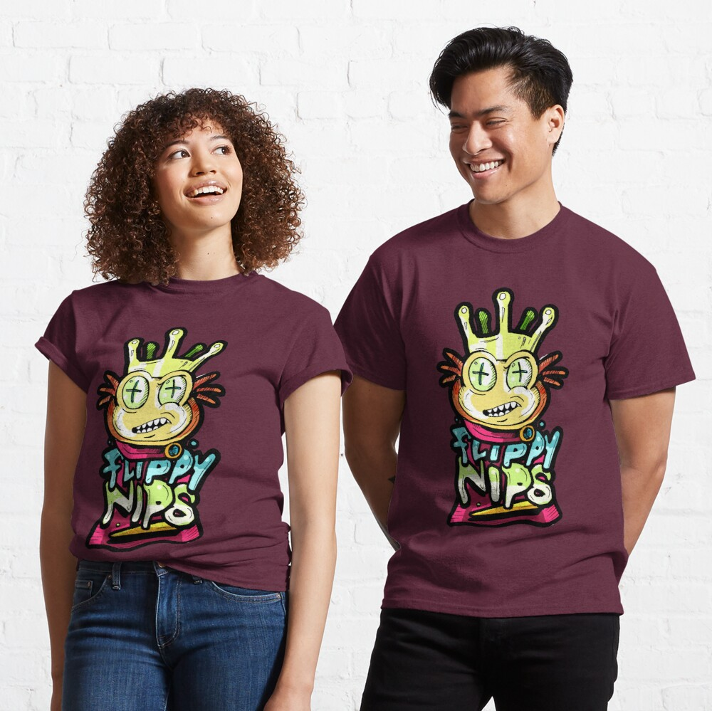 King Flippy Nips from Rick and Morty™ Classic T-Shirt