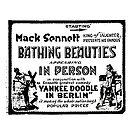 Bathing Beauties advert. by timothybeighton