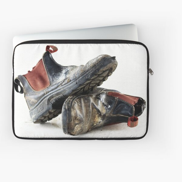 Working Boots Laptop Sleeve