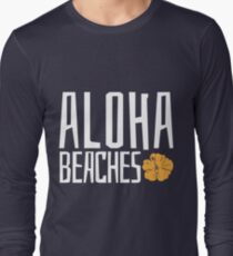 Aloha Beaches Long Sleeve T-Shirt