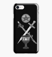 The Suits of the Tarot iPhone Case/Skin