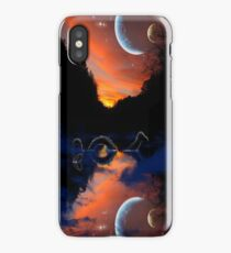 the mystery of mangehelia lake iPhone Case/Skin