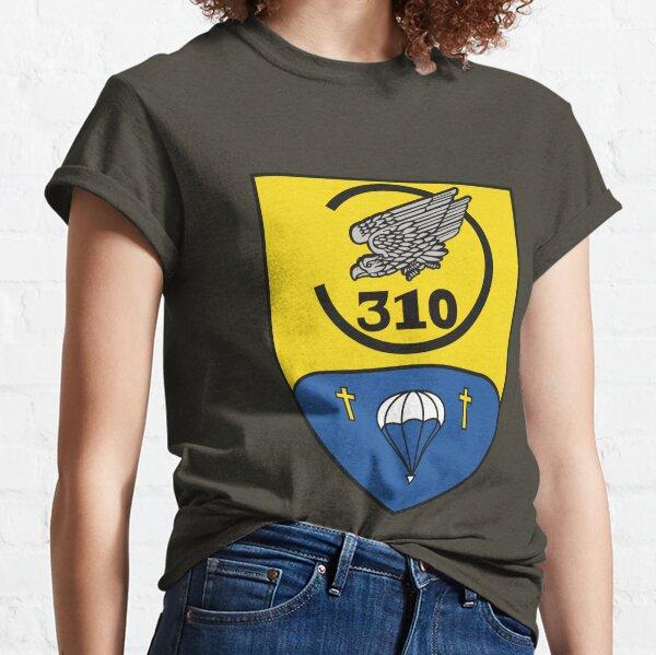 Luftlandaufklärungkompanie 310 - Airborne reconnaissance company (German Bundeswehr) Classic T-Shirt
