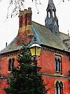 Fitzroy House at Christmas by Dorothy Berry-Lound