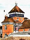 History in Lewes Harveys Brewery by Dorothy Berry-Lound