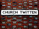Church Twitten by Dorothy Berry-Lound
