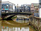 Cliffe Bridge Lewes by Dorothy Berry-Lound