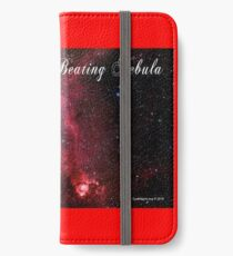 My Heart is a Beating Nebula iPhone Wallet/Case/Skin